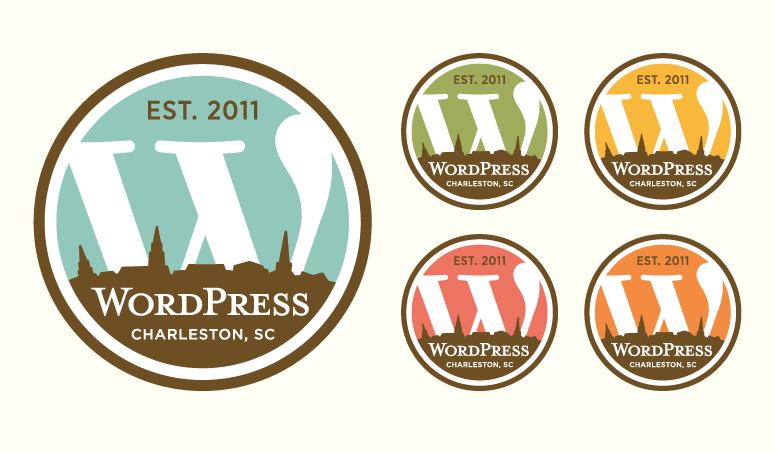 wordpress charleston logo finals