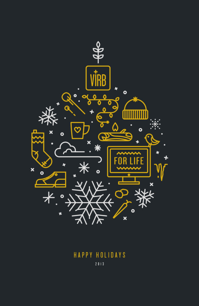 holiday graphic vector
