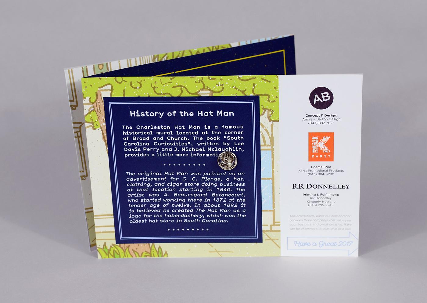 charleston hatman history